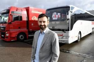 augsburger firma domberger gibt geschäft mit busreisen auf