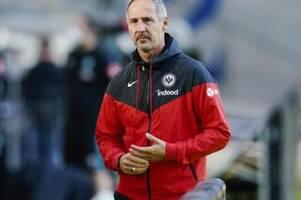 Frankfurt-Coach Hütter: Hätte Kruse gerne bei uns gesehen