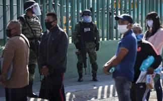 Coronavirus weltweit:Mehr als 100 000 Corona-Tote in Mexiko