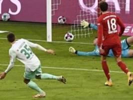 Bundesliga: Bremen ärgert die Bayern