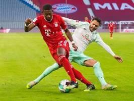 Bayers Mega-Patzer, S04 verliert: Bayern patzt im Rekordspiel gegen Werder
