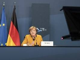 globale kraftanstrengung: corona-pandemie beherrscht g20-gipfel