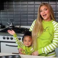 Kleiner Medien-Profi: Süßes Back-Video: Kylie Jenners Tochter Stormi stiehlt ihrer Mutter die Show –mal wieder