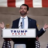 Präsidenten-Sohn : Donald Trump Jr. positiv auf Coronavirus getestet
