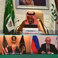 Trump fährt nach Rede bei virtuellem G20-Gipfel zum Golfplatz