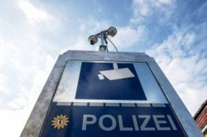 Sicherheit: Videowagen der Berliner Polizei filmen kaum