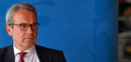Chef der Innenministerkonferenz fordert AfD-Verbot