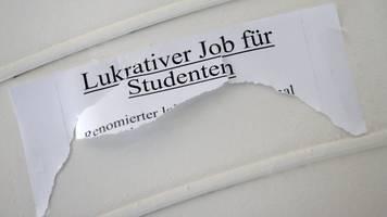 Merklich weniger Angebote: Studenten brechen die Jobs weg