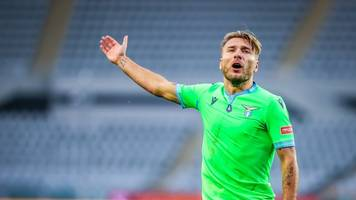 Serie A: Immobile trifft nach Corona-Infektion bei Sieg von Lazio Rom
