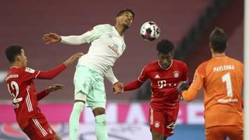 8. Spieltag am Samstag: Bayern patzen gegen Bremen - Schalke verliert erneut