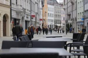 Umsatzeinbrüche: Die Einzelhändler in Augsburg kämpfen um ihre Existenz