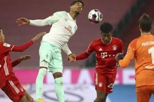 Bayern patzen gegen Bremen - Schalke verliert erneut