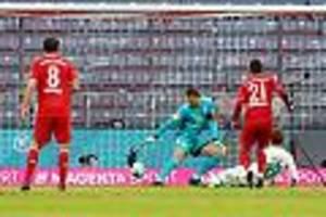 Patzer gegen Werder Bremen - Bayern in der Einzelkritik: Nur Neuer überzeugt - vier Münchner mit Note 5