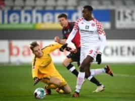 Bundesliga: Mateta schießt Mainz zum ersten Saisonsieg