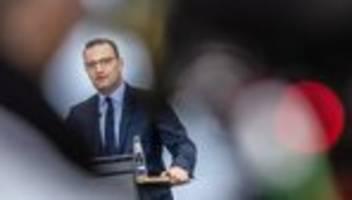 Corona an Schulen: Jens Spahn schlägt neues Quarantänekonzept vor