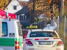Zwei Tote nach Bluttat: Schütze von Nürnberg ist wohl der Ehemann