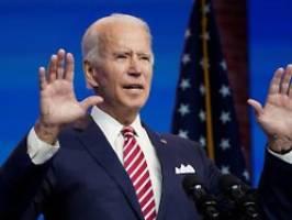 Arbeit, Umwelt, Soziales: Die Gräben zwischen Biden und Parleilinken