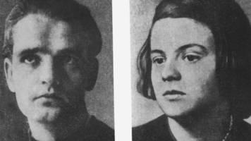 Empörung nach Auftritt in Hannover: Fühle mich wie Sophie Scholl – Infektionsschutzgegner instrumentalisieren die Opfer der Nazis