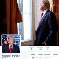 Präsidenten-Accounts: Twitter und Facebook: @POTUS wird bei Amtseinführung an Biden übergeben