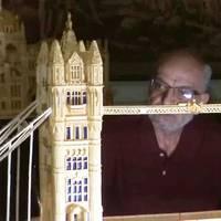 von tower bridge bis notre dame: der mann mit den streichhölzern – radiologe zaubert kunstwerke mit ruhiger hand