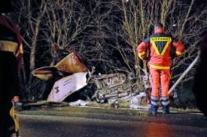 Am Sonntagmorgen: Fahrer stirbt bei Unfall auf der B 207 bei Dassendorf