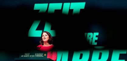 Der digitale Parteitag der Grünen