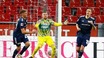8. Spieltag - Köln auf Abstiegsplatz: Kruse schießt Union zum Sieg