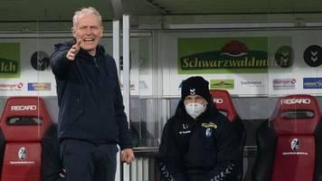 Heimpleite gegen Mainz - Freiburg-Coach Streich flucht über Schiri: Unfassbar