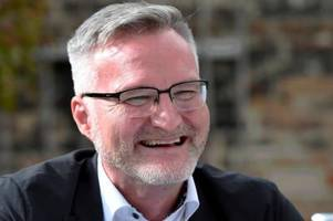 Er ist der neue Mann für Kultur und Sport: Referent Jürgen Enninger im Porträt