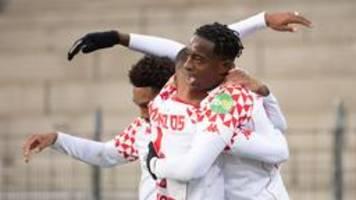 1. FSV Mainz 05 gewinnt gegen SC Freiburg 3:1