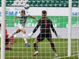 Zweite Bundesliga: In schwindelerregenden Höhen