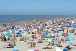 Statistik: Corona beschert Dörfern im Norden Tourismus-Boom