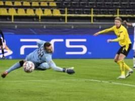 Champions League: Haaland führt BVB zum Sieg gegen Brügge - Leipzig verliert in Paris