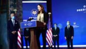 US-Präsidentschaftswahl: Joe Biden betont internationalen Führungsanspruch der USA