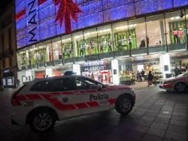 bundesanwaltschaft ermittelt: terrorverdacht nach schweizer messerattacke
