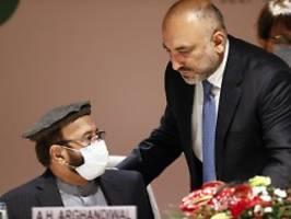 eu knüpft geld an bedingungen: afghanistan bekommt milliarden-finanzhilfe