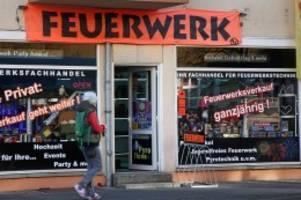 Corona: Debatte um Verbot von Silvester-Feuerwerk in Berlin