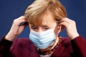 Newsblog: Corona-Gipfel: Merkel kündigt eigene Vorschläge an