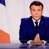 Frankreichs Präsident Macron kündigt Corona-Lockerungen ab Samstag an