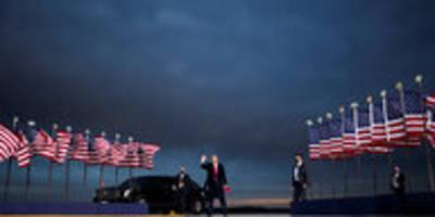 Übergang von Trump zu Biden: Schlechte Zeiten für Normalität