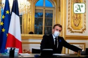 Corona-Pandemie: Frankreich lockert den zweiten Lockdown – und sorgt sich