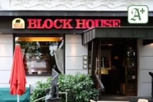 Hamburg: Block House-Restaurants: Corona-Ausbruch bei Fleischerei