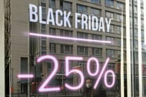 Shopping: Black Friday – wird er in Hamburg zur Enttäuschung?