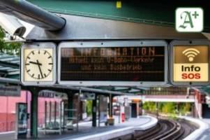 Verkehr in Hamburg: Streik! Keine Busse und U-Bahnen am Advents-Sonnabend?