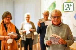 Kreis Pinneberg: Wegen Corona: 5190 Wedeler Senioren bekommen Weihnachtspost
