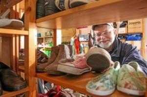 """""""Nicht meckern, machen!"""": Stück für Stück: In Rendsburg gibt es Hilfe für Bedürftige"""