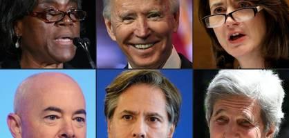 Biden und Harris stellen ihr außen- und sicherheitspolitisches Team vor