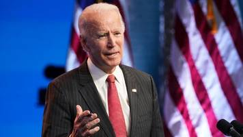 USA: Zwei Gouverneure beglaubigen den Sieg von Joe Biden