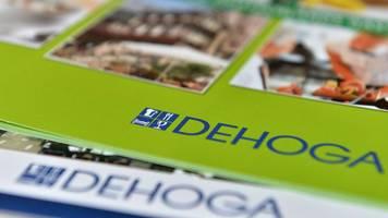 dehoga: längerfristige perspektive als silvester notwendig