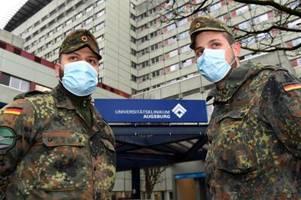 Todesfälle, Klinikbetten, Kontrollen: Wie ernst ist die Corona-Lage in Augsburg?